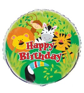 Animals Happy Birthday