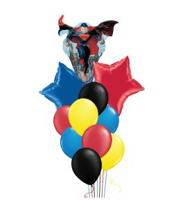 Superman Mix Balloon