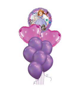 Sofia the First Mix Balloon