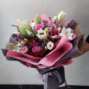 Mix Lily Bouquet
